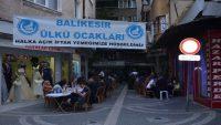 Balıkesir Ülkü Ocaklarından sokak iftarı