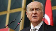 MHP lideri Bahçeli'den partisine İstanbul ve HDP talimatı