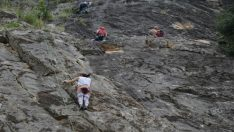 Balıkesir 2. kaya tırmanış şenliği