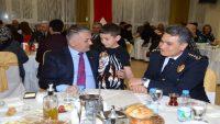 Balıkesir Emniyetinden Şehit ve Gazi Ailelerine iftar yemeği