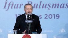 Erdoğan: Her hırsızlık kötüdür ama oy hırsızlığı tam bir felakettir