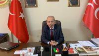 MHP Balıkesir İl Başkanı Orhan Dereli