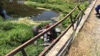Dursunbey'de traktör köprüden uçtu: 1 ölü Giriş:09 Haziran 2019 17:15