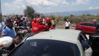 Burhaniye'de trafik kazası: 4 yaralı