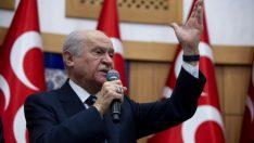 """MHP Lideri Bahçeli'den İyi Parti'ye Gidenlere """"Geri Dönün"""" Çağrısı"""