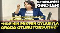 Ortakları HDP tarafından aşağılanan kolpacılar!