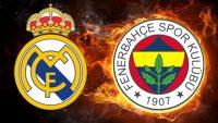 Real Madrid 5-3 Fenerbahçe