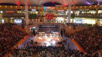 3. Orhanlı Uluslararası Kafkas festivali coşkusu 10 Burda AVM'de yaşandı