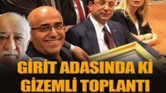 GİRİT ADASINDAKİ GİZEMLİ TOPLANTI.
