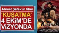 Ahmet Şafak'ın 'Kuşatma 7 Uyuyanlar' filmi 4 Ekim'de vizyonda!