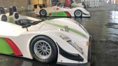 Yarış otomobilleri satılmayı bekliyor