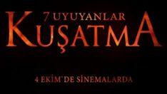 Sanatçı Ahmet Şafak'ın yeni filmi Kuşatma, 4 Ekim'de sinemaseverlerle buluşuyor.