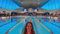 Paralimpik Yüzme Şampiyonası'nda dünya ikincisi olan#SümeyyeBoyacı