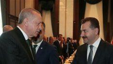 Başkan Erdoğan'dan Yücel Yılmaz'a görev