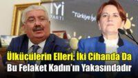 MHP'den Akşener'e sert sözler: İP'in müdüresi, felaket kadın!