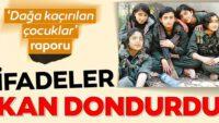 İçişleri'nden rapor:PKK, çocukları sözdePYDyasasıylaSuriye'ye kaçırıyor
