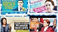 Heval Meral, biji Akşener'den ittifak inkârları! (Yıldıray ÇİÇEK)