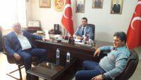 Esnaf Odalarından MHP'ye Ziyaret