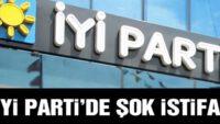 İYİ Parti'de flaş istifa!..