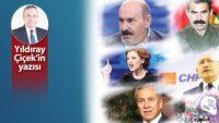 Apo'nun mektubu, Osman Öcalan'ın TRT programı ve CHP'nin tuhaflığı