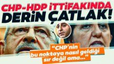 CHP-HDP ilişkisinde derin çatlak