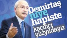 Terör azmettiricisini öven Kemal Kılıçdaroğlu!
