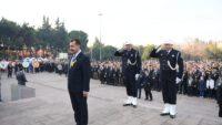 MustafaKemalAtatürk'ün vefatının 81. Yıldönümünde, anma etkinlikleri