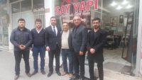 MHP İl Yönetiminden esnaf ziyaretleri