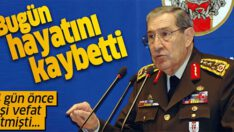 aşar Büyükanıthayatını kaybetti!