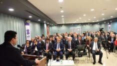Altıeylül'de büyük istişare toplantısı