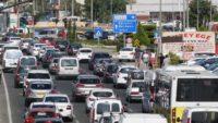 Balıkesir'de kayıtlı araç sayısı 484 bin 19 oldu