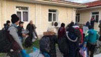 Afganistan Uyruklu 34 Düzensiz Göçmen Yakalandı.