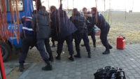 Ayvalık'ta 44 Düzensiz Göçmen Yakalandı
