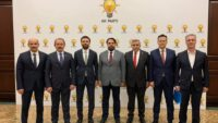 Dr.Ekrem BAŞARAN Balıkesir AK Parti İl Başkanlığına atandı