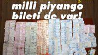 Dilendiği paralarla milli piyango bileti alıp büyük ikramiye göz dikti!