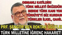 YAZIKLAR OLSUN PROFESÖR ETİKETLİ CAHİLLERE!..