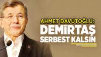 """Terörist Demirtaş konusunda, bir """"Serok Ahmet"""" eksik kalmıştı"""