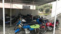 28 Adet Motosiklet Ele geçirildi.