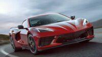 2020 Corvette rekor fiyata satıldı