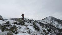 Dağcılar Kazdağları'nın zirvesinde