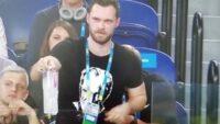 Ukraynalı antrenörün Atatürk tişörtü sosyal medyayı salladı