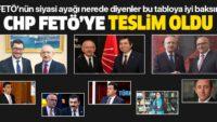 Siyasî ayak CHP'dir!