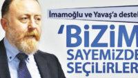 Avrupa da sana, CHP'nin PKK tavizlerini sorarsa Mansur Yavaş!