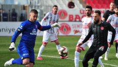 Ümraniyespor – Balıkesirspor maç sonucu: 0 – 3