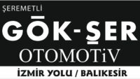GÖK-ŞER OTOMOTİV'DEN SATILIK OTOMOBİLLER