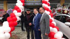 Türkiye'nin ve şehrin sesi GAZETE MEYDAN yeni hizmet binasında