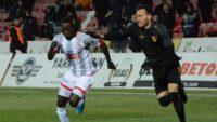 Balıkesirspor 0-5 İstanbulspor