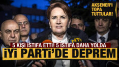 İYİ Parti'de HDP depremi