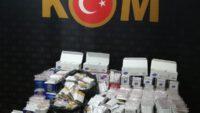 Balıkesir'de kaçak tütün operasyonunda 1 şüpheli gözaltına alındı.
