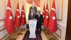 Savunma Sanayii Başkanı Balıkesir'de